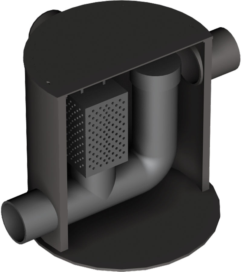 Controflow SUDS03001 Flow Control Chamber