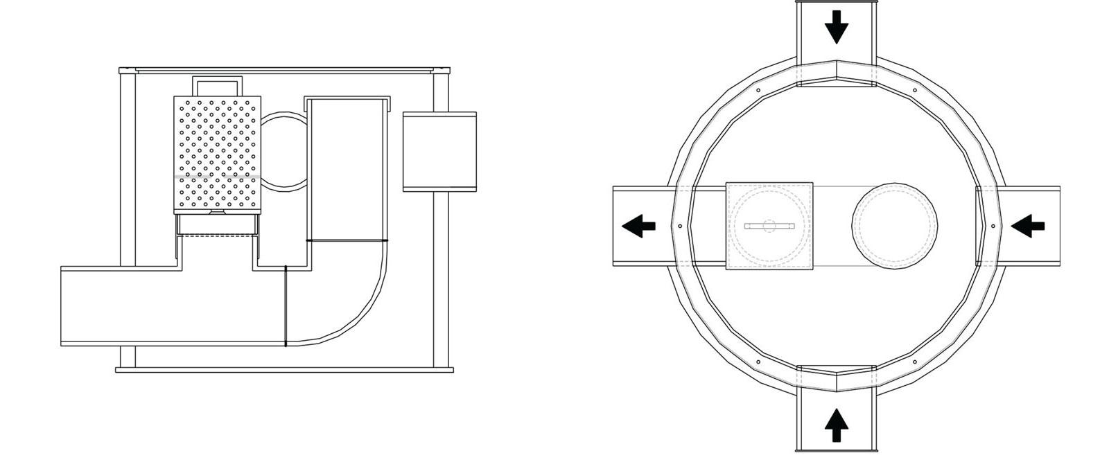 Controflow SUDS03001 dimensions
