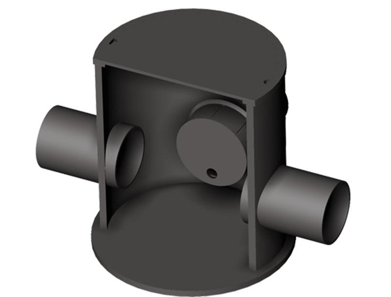 Controflow 300 Series Level Invert