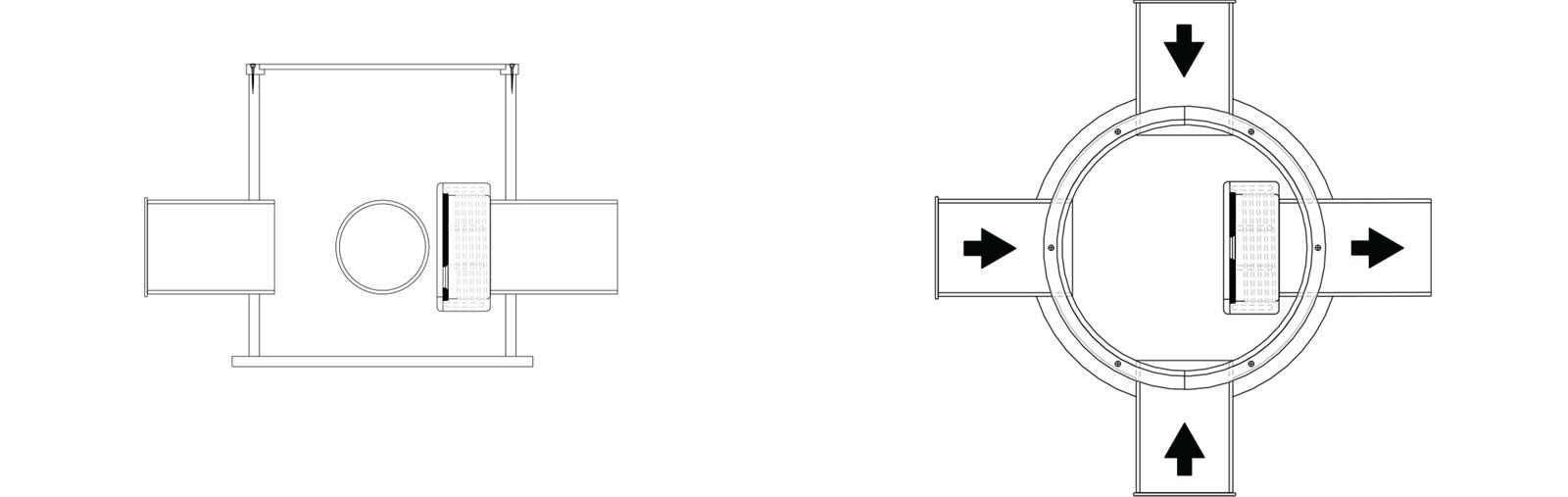 Controflow SUDS01001 dimensions