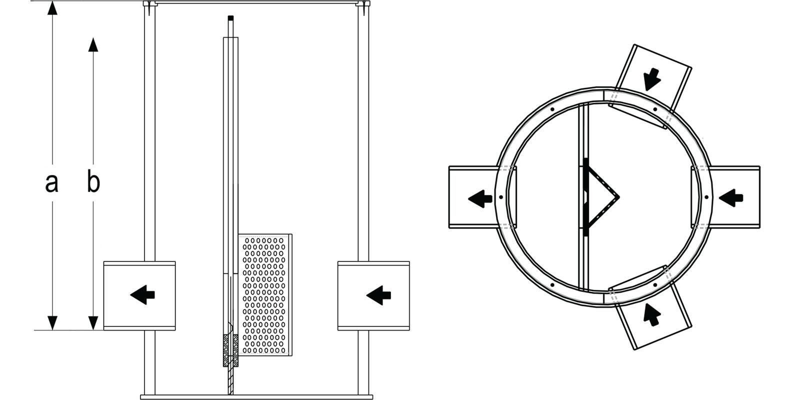 Controflow SUDS02005 dimensions