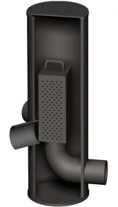 Controflow 300 Series Stepped Invert Protected Orifice - SUDS01001
